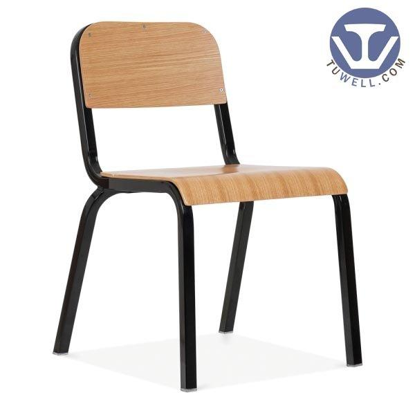 TW6109 Steel bentwood chair