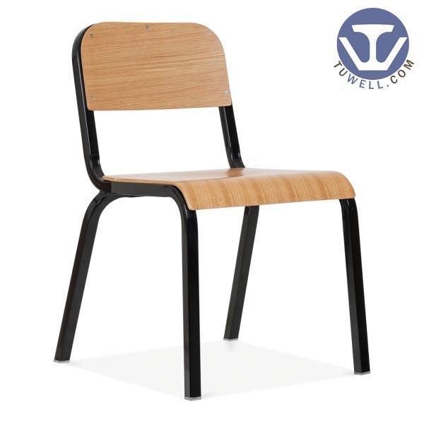 TW6109 Steel bentwood chair