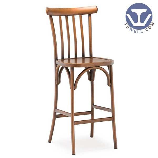 TW8082-L Aluminum bar chair