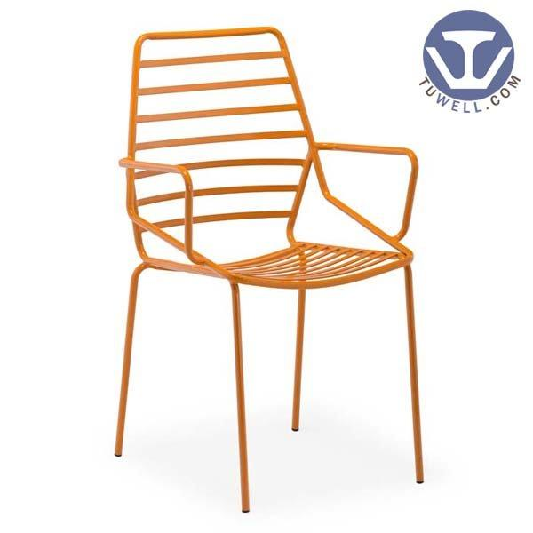 Tuwell Industrial Limited. TW9002 Steel wire chair, lucy chair, dining chair, steel armchair, restaurant chair info