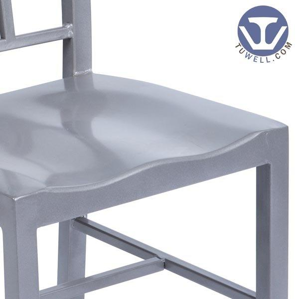 TW1030 Emeco Steel Navy Chair for coffee American industrial  style