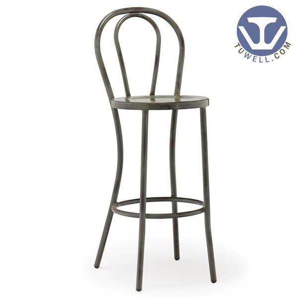 TW8013-L Aluminum thonet bar chair