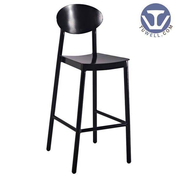 TW8043-L Aluminum bar chair bistro bar chair