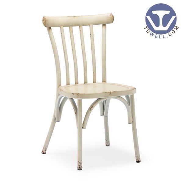 TW8082 Aluminum chair for dining restaurant chair