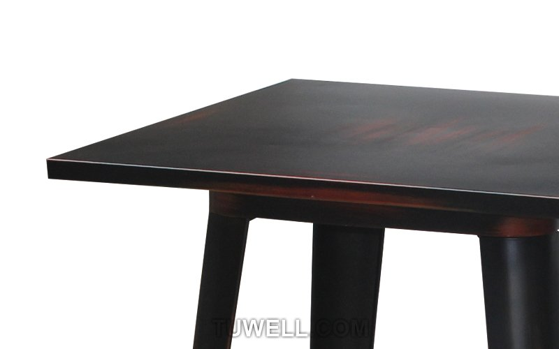 Tuwell-Professional Tw8008-l Steel Bar Table Supplier-7