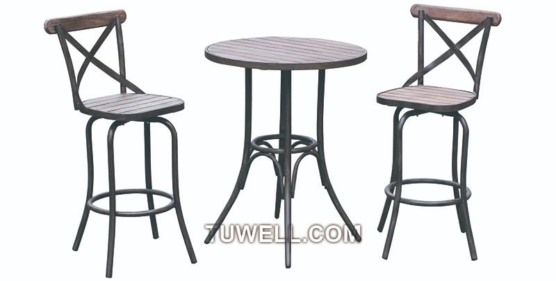 Tuwell-Professional Tw7029 Steel Bar Table Supplier-4