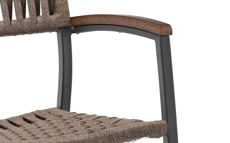Tuwell-Find TW8705 Aluminum rope chair-7
