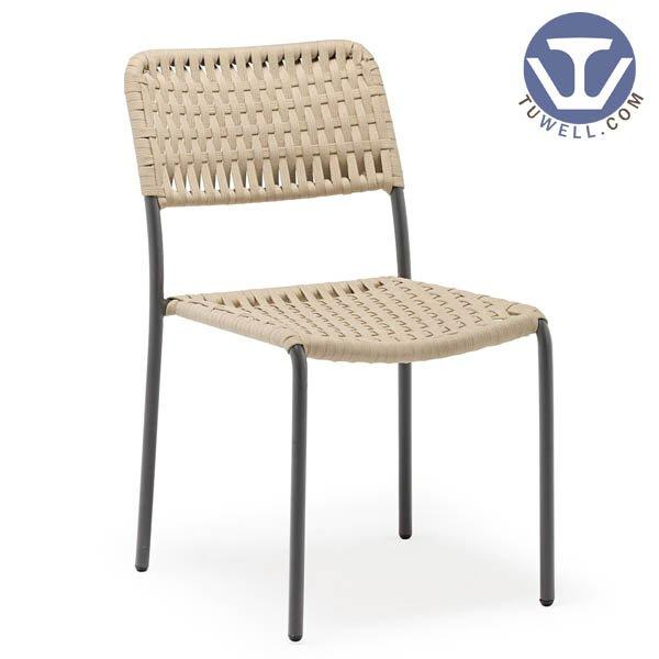 TW8704 Aluminum rope chair dinning chair coffee chair party chair Nordic style Scandinavian style