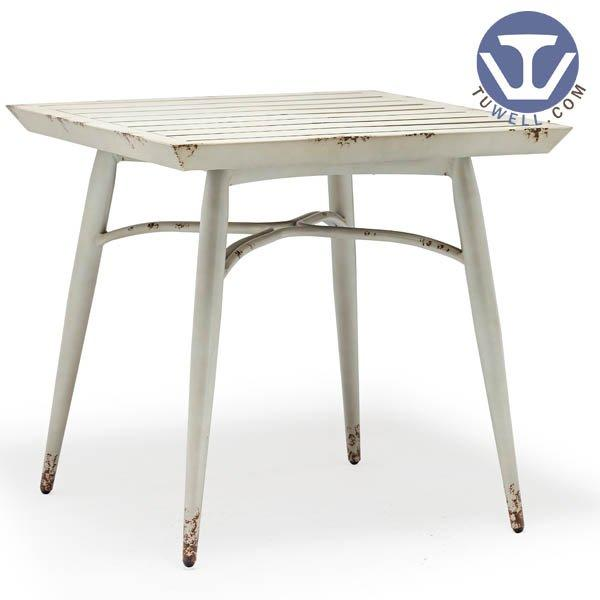 TW7031 Aluminum dining table
