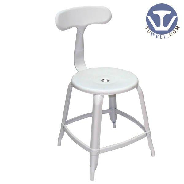 TW8033 Steel chair dining chair coffee chair Nordic style