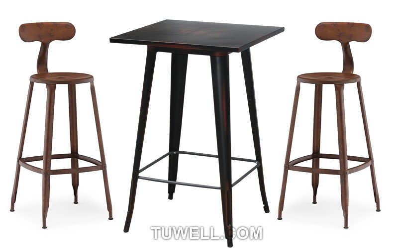 Tuwell-Tw8033-l Steel Chair - Tuwell Industrial Limited-4