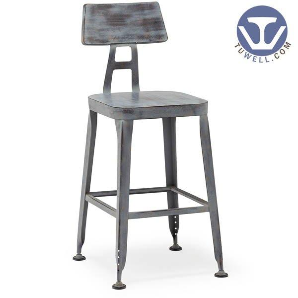TW8087-M Steel Simon bar chair bistro bar chair