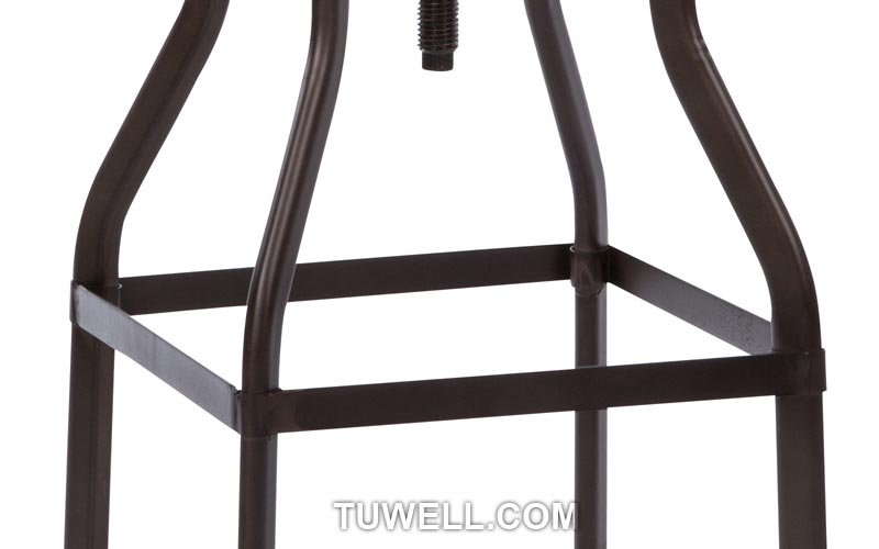Tuwell-Find Tw8039 Steel Bar Stool-5
