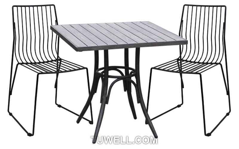 Tuwell-Professional Metal Wire Tw8617 Steel Wire Chair Manufacture-4