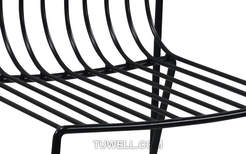 Tuwell-Professional Metal Wire Tw8617 Steel Wire Chair Manufacture-7