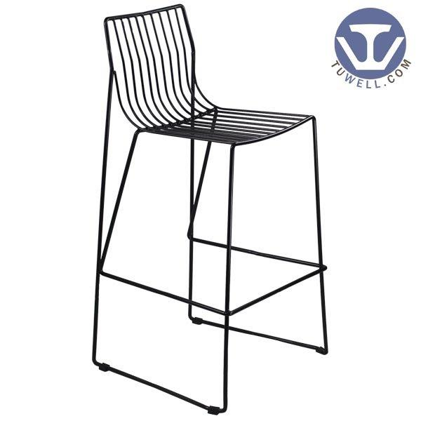 TW8617-L Steel wire bar chair, lucy chair, dining chair, Bertoia chair, restaurant chair