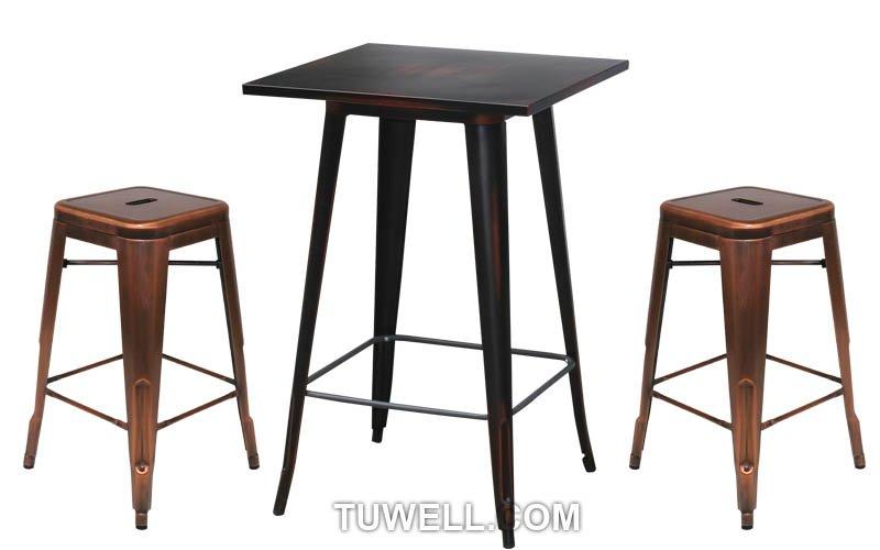Tuwell-Find Tw8003-l Steel Tolix Barstool | Replica Tolix Chair-4