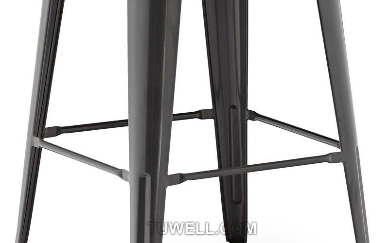 Tuwell Brand Self-Sabilizing steel tolix chairs for sale design supplier