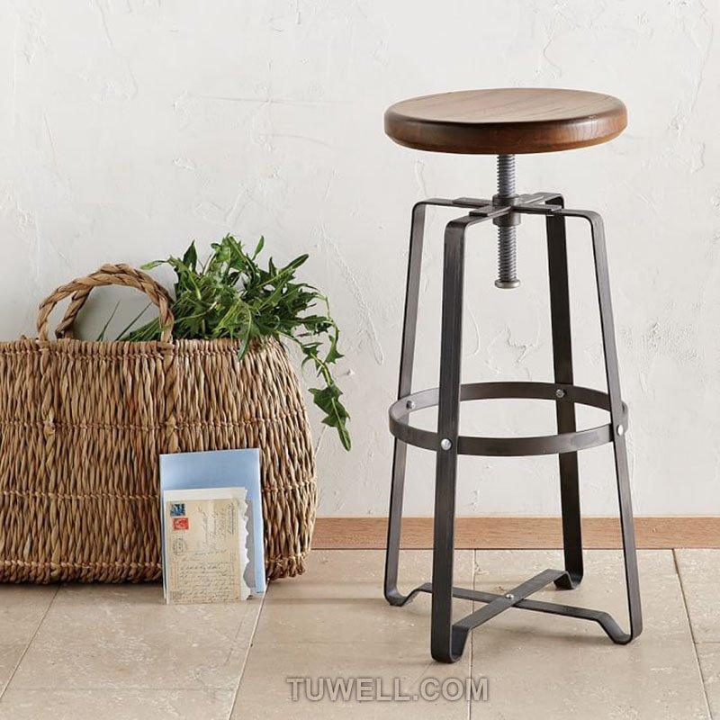 Tuwell-Find Tw8038 Steel Bar Stool-13