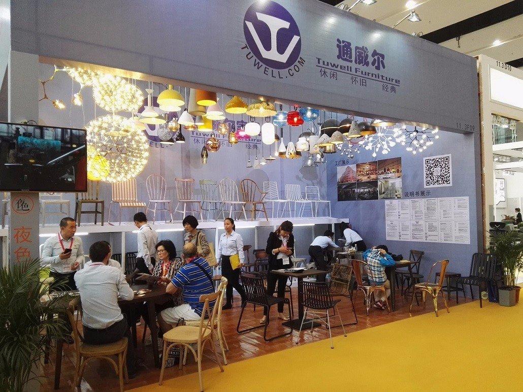 Tuwell-2018 CIFF in Guangzhou | News-1