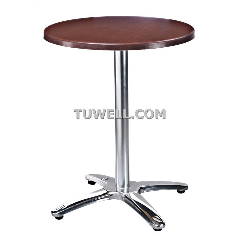 Tuwell-Find Tw7008 Stainless Steel Table Base | Cast Iron Bar Table Base-4