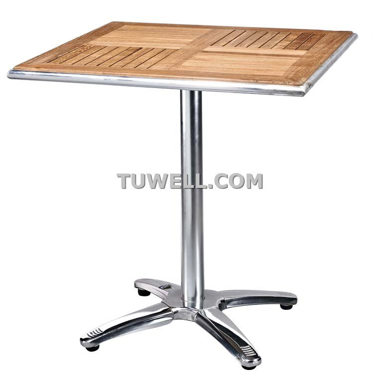 Tuwell-Find Tw7008 Stainless Steel Table Base | Cast Iron Bar Table Base-5