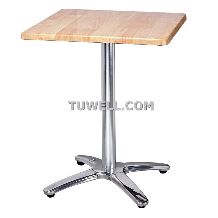 Tuwell-Find Tw7008 Stainless Steel Table Base | Cast Iron Bar Table Base-7
