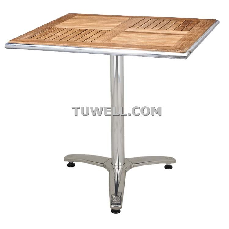 Tuwell-Professional Cast Table Base Tw7002 Stainless Steel Table Base Manufacture-4