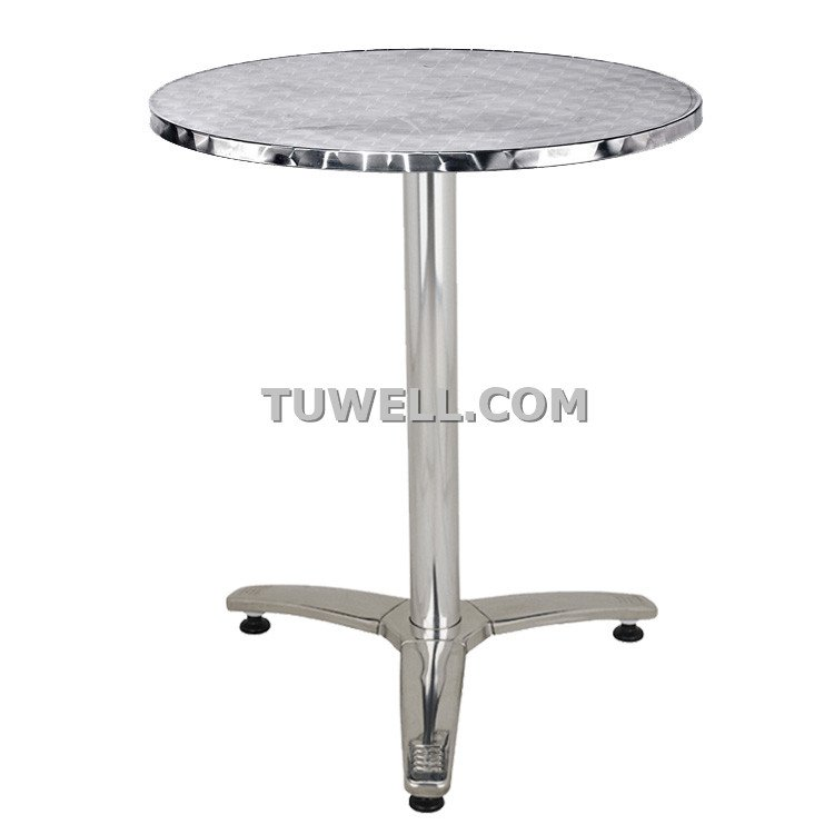 Tuwell-Professional Cast Table Base Tw7002 Stainless Steel Table Base Manufacture-6