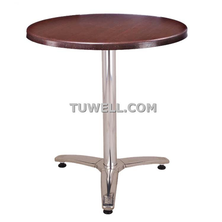 Tuwell-Professional Cast Table Base Tw7002 Stainless Steel Table Base Manufacture-5