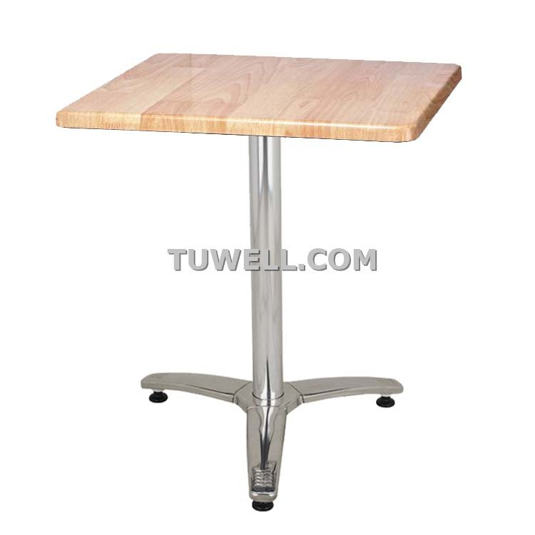 Tuwell-Professional Cast Table Base Tw7002 Stainless Steel Table Base Manufacture-7