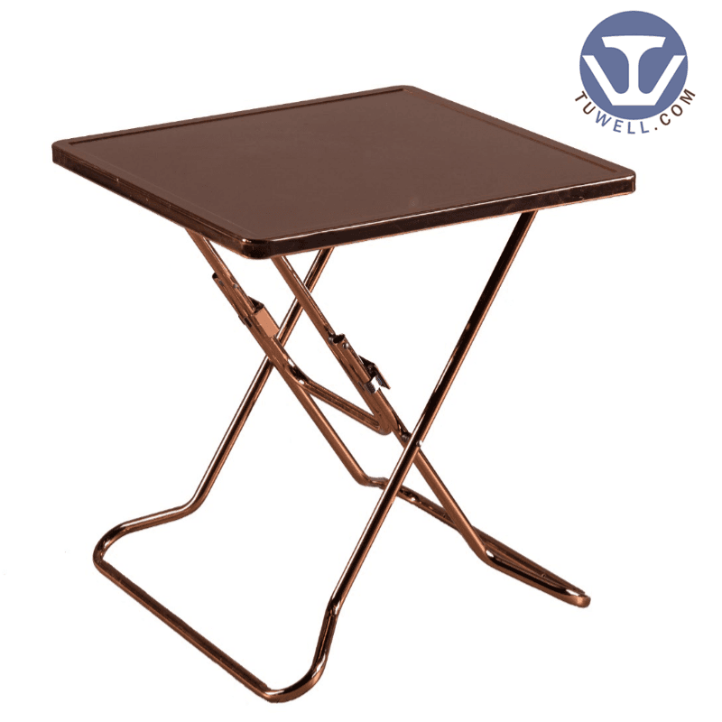 TW7040  Metal dining table cafe table