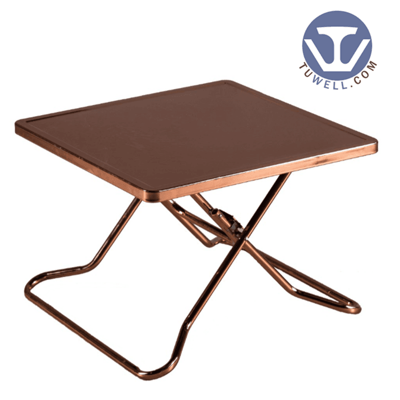 TW7040-S  Metal dining table cafe table