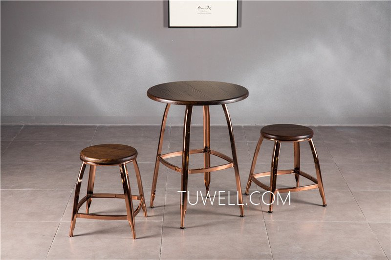 Tuwell-Professional Tw7024 Steel Bar Table Supplier-5