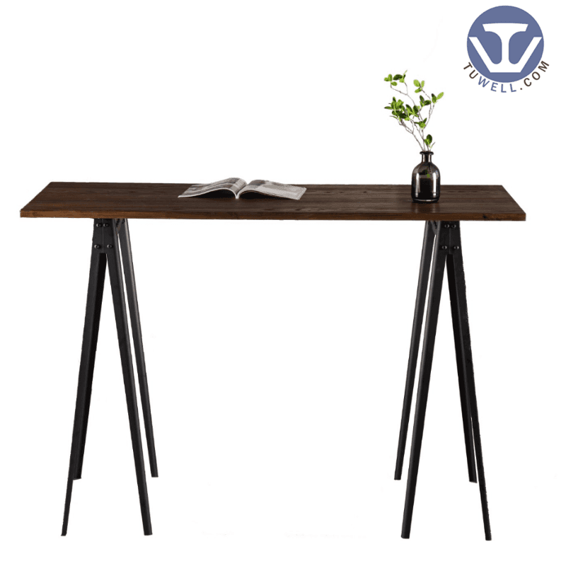TW7036-L Wood dining bar table