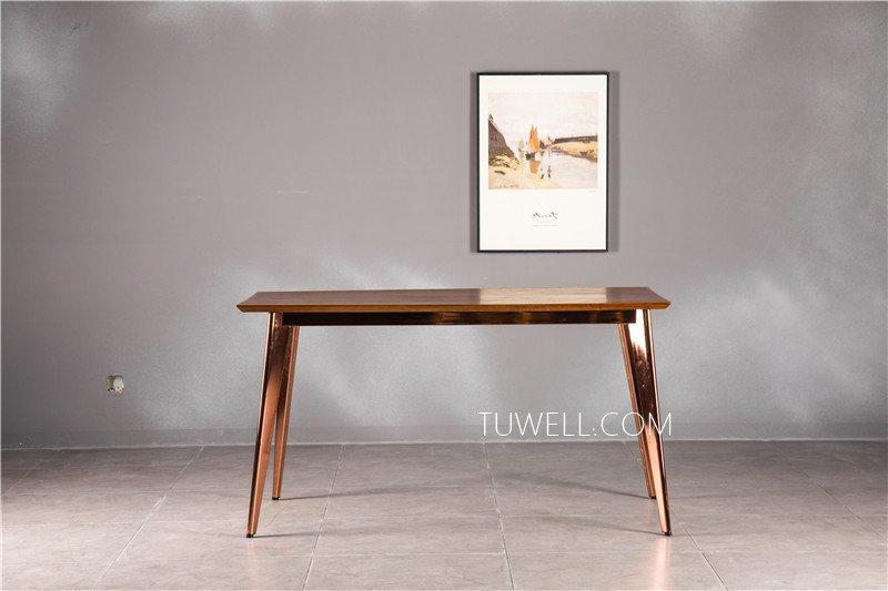 Tuwell Brand design steel stainless steel bar table supplier