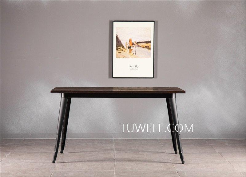 Outdoor Mounting ODM bar height dining table Self-Sabilizing Tuwell Brand