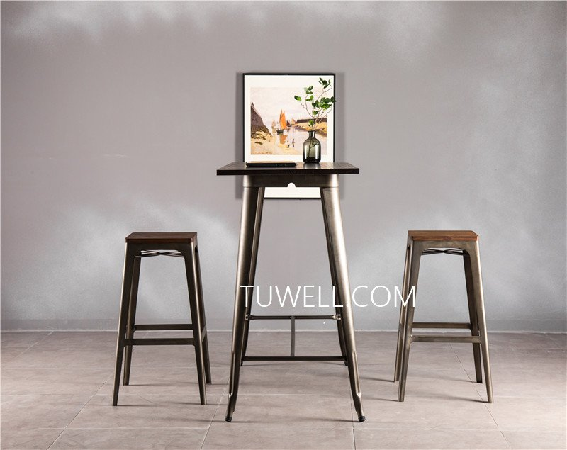 Tuwell-Professional Tw8008-lW Steel Bar Table Supplier-11