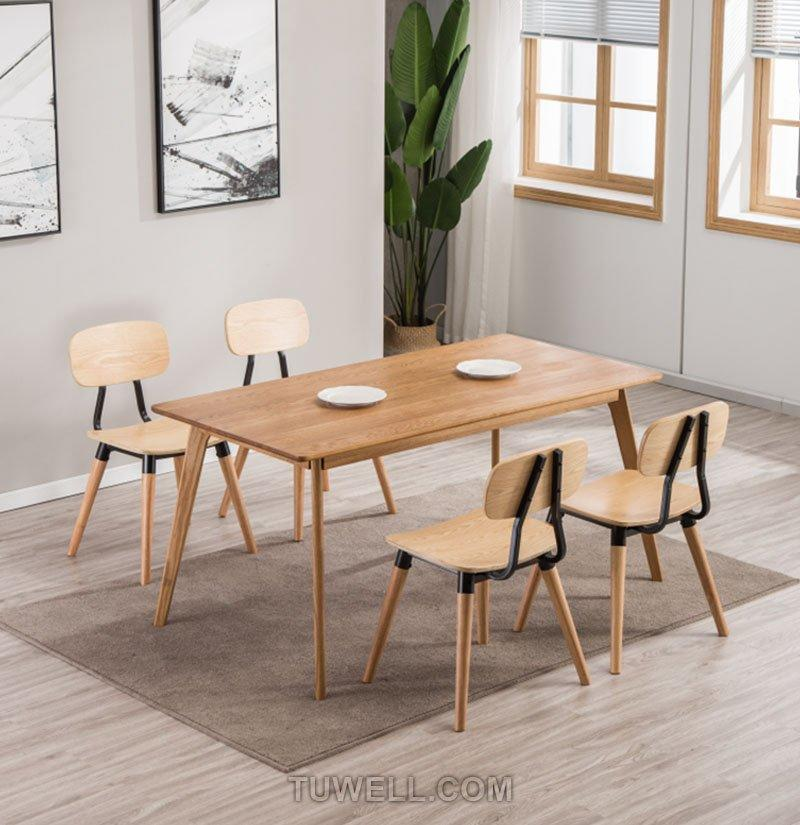 Australian customer- plywood chair and solid wood table