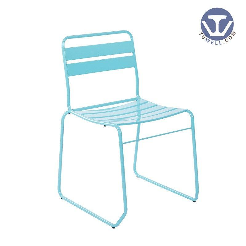 TW6616 Steel dining chair coffee chair Nordic style