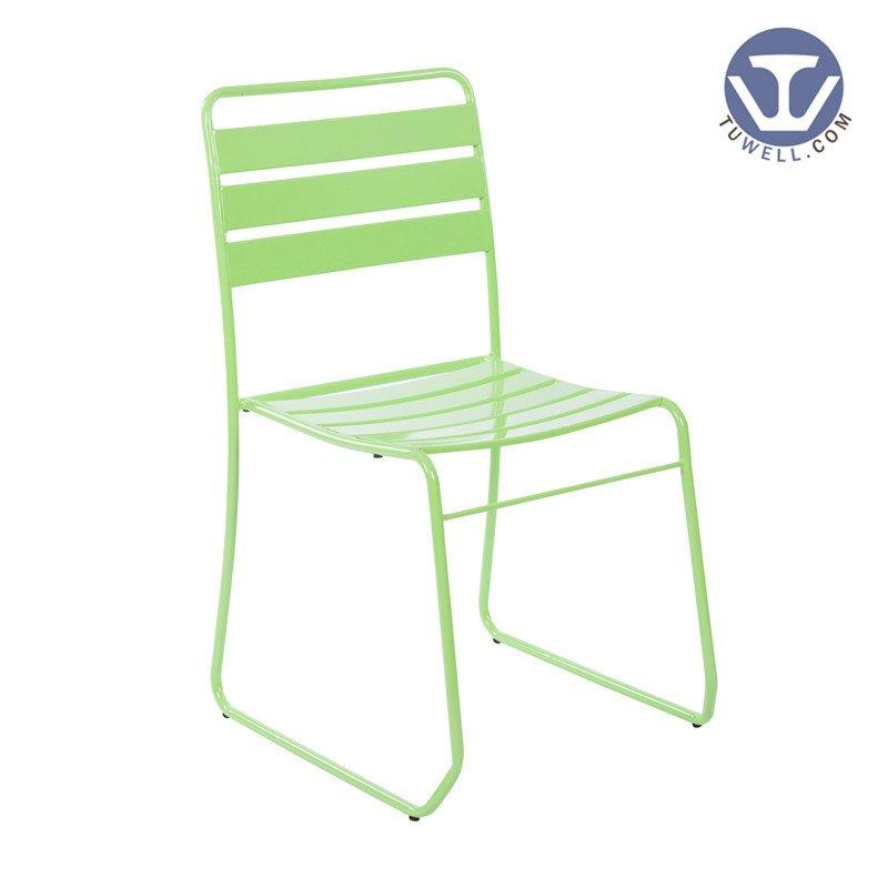 TW6716 Steel dining chair coffee chair Nordic style