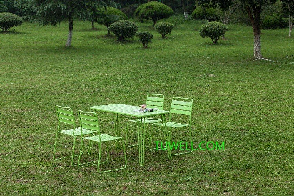 Wholesale chair steel folding chairs Tuwell Brand