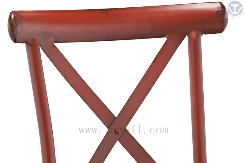 Tuwell-Find Tw8080 Aluminum Cross Back Chair-20