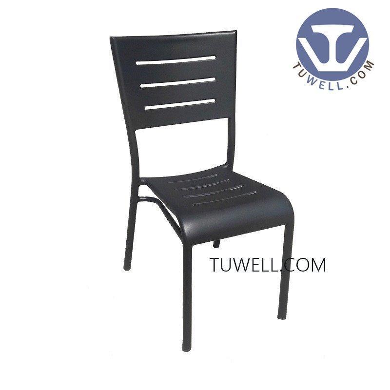 TW8721 Aluminum chair for garden indoor and outdoor European style