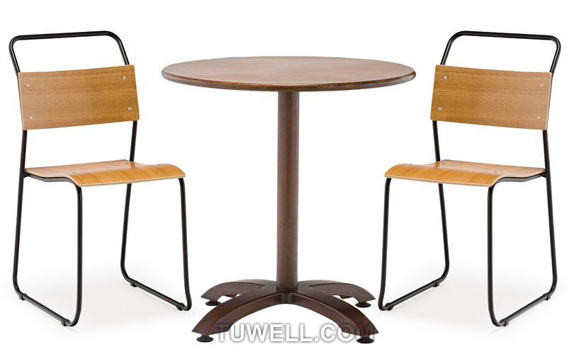 Tuwell-Tw6106 Steel Chair | Steel Chair-4