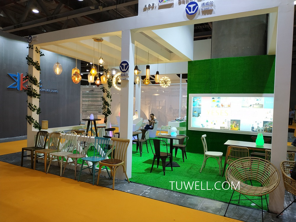 Tuwell-20186 International Food Ingredients Fair In Guangzhou - Tuwell Industrial Limited-1