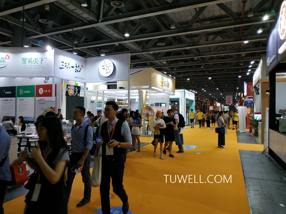 Tuwell-20186 International Food Ingredients Fair In Guangzhou - Tuwell Industrial Limited-6