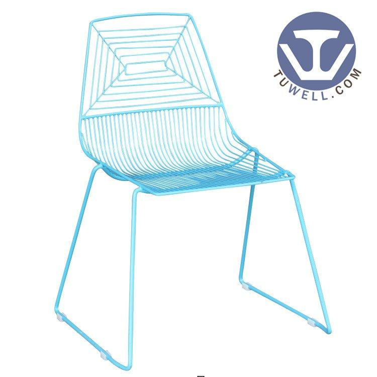 TW8605 Steel wire chair, lucy chair, dining chair, Bertoia chair