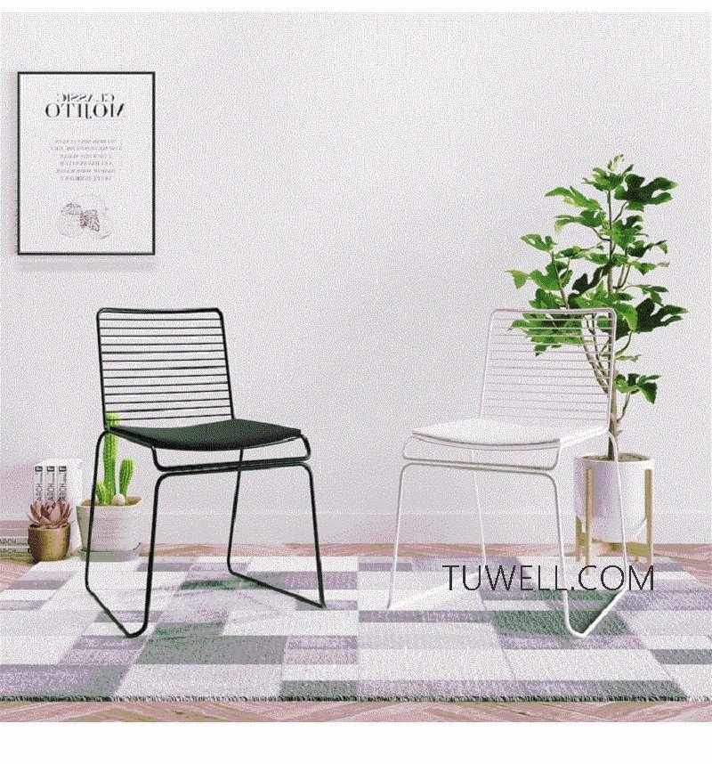Tuwell-Best Tw8606 Steel Wire Chair Manufacture-16