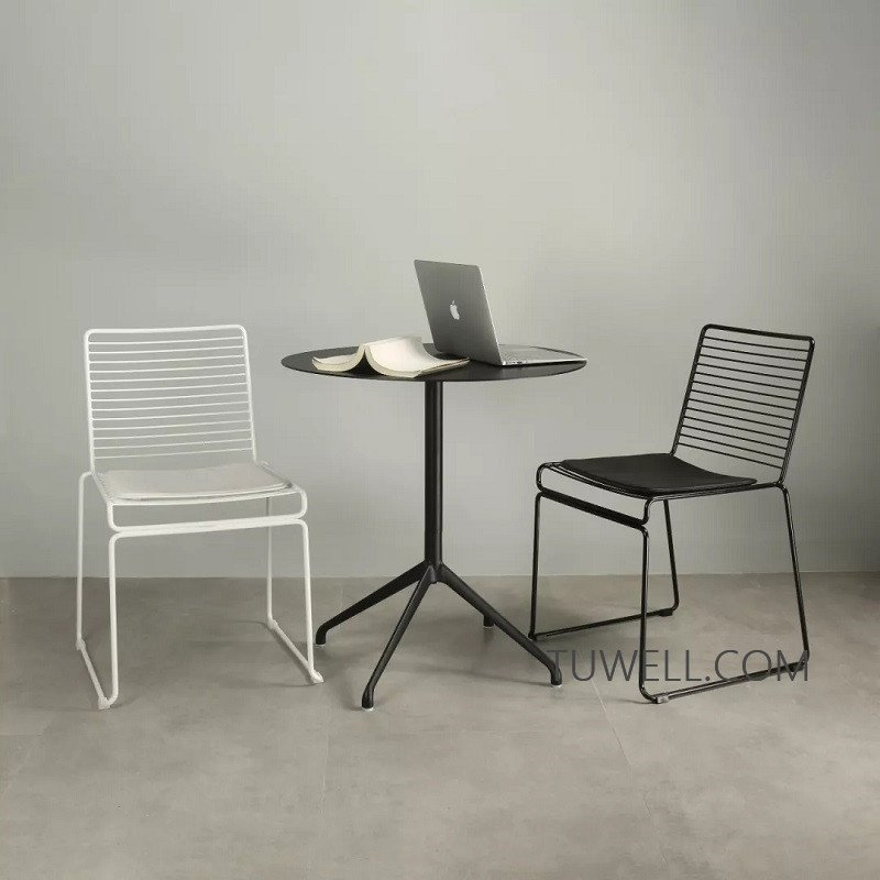 Tuwell-Best Tw8606 Steel Wire Chair Manufacture-12